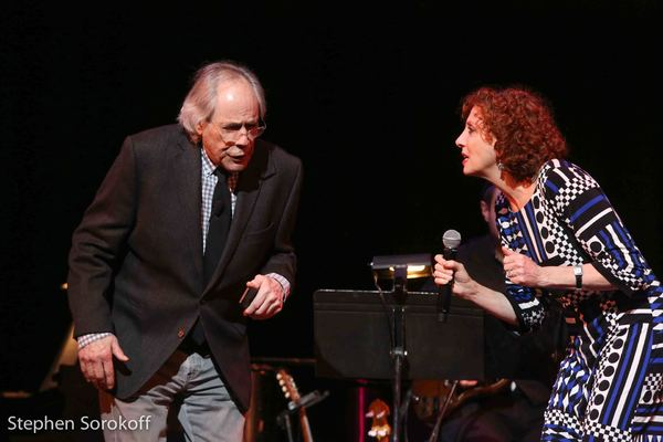 Robert Klein & Joanne Borts