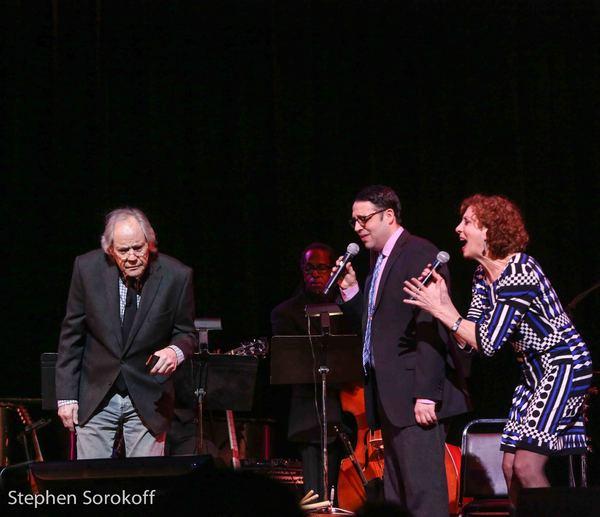 Robert Klein, Steve Rosen, Joanne Borts