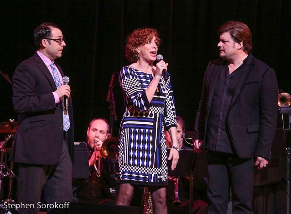 Steve Rosen, Joanne Borts, Rob Evan