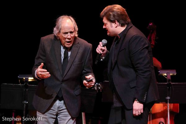 Robert Klein & Rob Evan