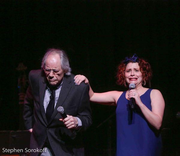 Robert Klein & Rachel Stern