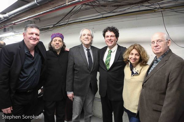 Dan Rosengard, Frank London, Music , Robert Klein, M.A.Papper, Eleanor Reissa,