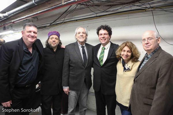Dan Rosengard, Frank London, Music , Robert Klein, M.A.Papper, Eleanor Reissa,  Photo