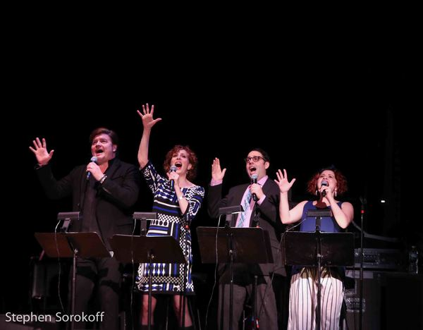 Rob Evan, Joanne Borts, Steve Rosen, Rachel Stern
