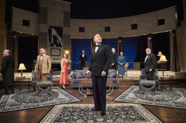 Photo Flash: First Look at Great Lakes Theater's AND THEN THERE WERE NONE, Now Playing!