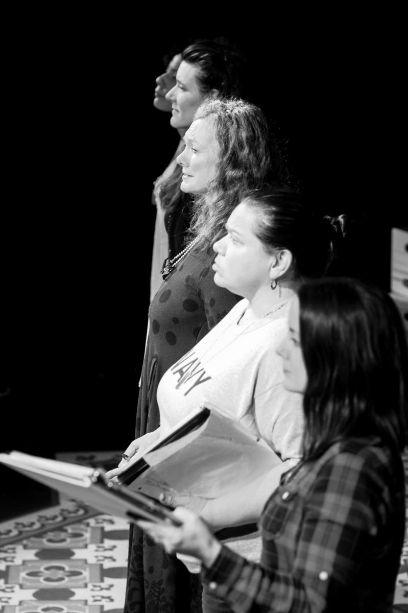 BWW Review: Well Arts' BREAKING RANK Brings Women Veterans' Stories Powerfully to Life