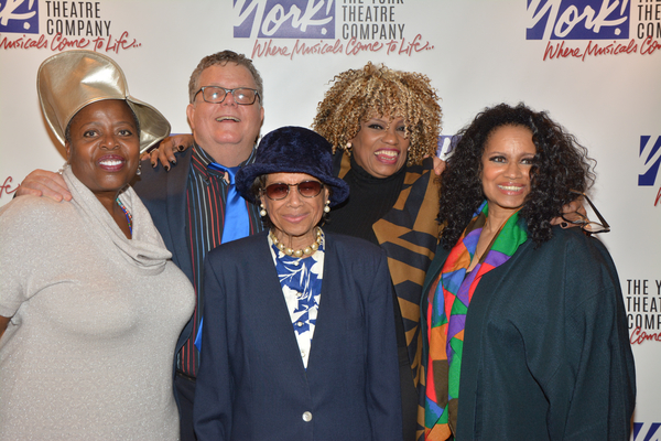 Photo Coverage: York Theatre Company's DON'T BOTHER ME, I CAN'T COPE Celebrates Opening Night