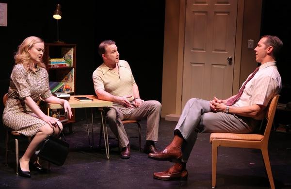 Heidi Armbruster, Ted Koch, and Paul Niebanck