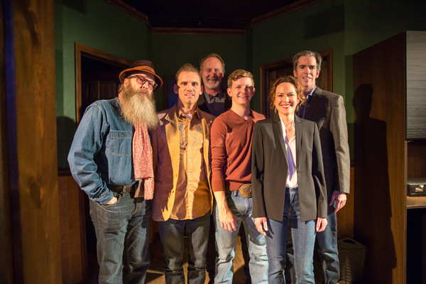 Photo Flash: NEW COUNTRY Celebrates Midwest Premiere at The Den Theater