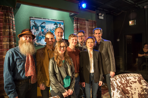 Mark Roberts (Uncle Jim), Michael Monroe Goodman (Justin), Kelcie Beene (Producer) Frank Nall (Paul), Colter O'Ryan Smith (Ollie), Chuck Gessert (Producer) Sarah Lemp (Sharon), Will Clinger (Chuck)