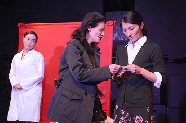 Photo Flash: First Look at BLOOD at The Complex in Hollywood