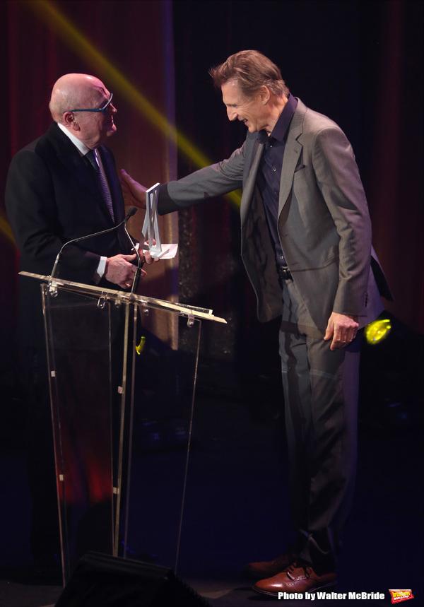 Thomas E. Tufts and Liam Neeson