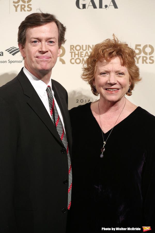 Dylan Baker and Becky Anne Baker