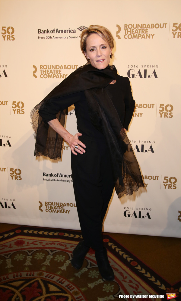 Photo Coverage: On the Red Carpet for Roundabout Theatre Company's 50th Anniversary Gala