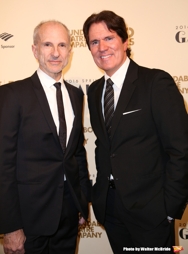 John DeLuca and Rob Marshall
