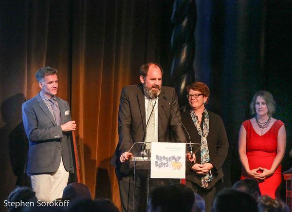 Ed Windels, D. Michael Dvorchak, Sue Frost, Patti Tuomey