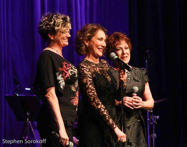 Cady Huffman, Randy Graff, Judy Kaye