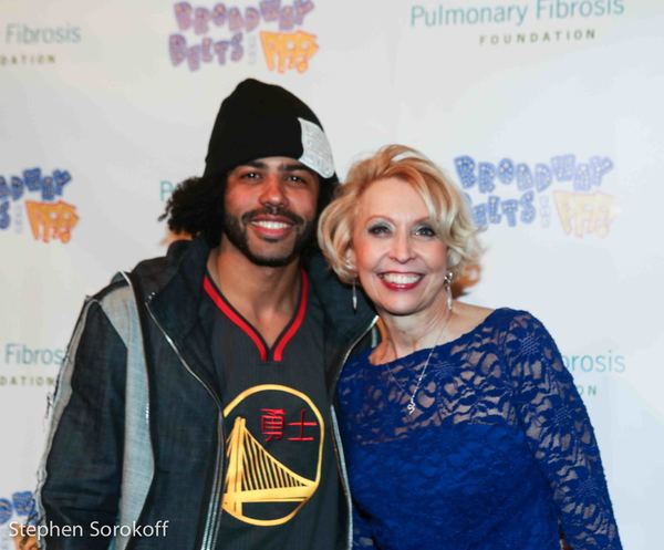 Photo Coverage: Daveed Diggs, Telly Leung & More Perform at BROADWAY BELTS FOR PFF