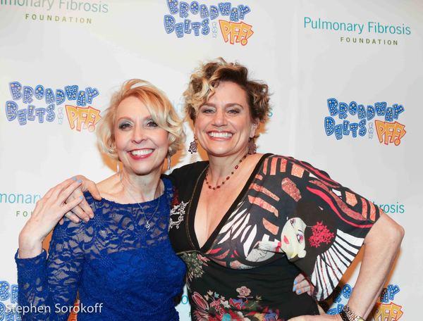 Julie Halston & Cady Huffman
