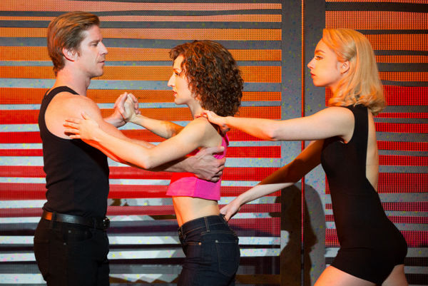 Christopher Tierney, Rachel Boone and Jenny Winton
