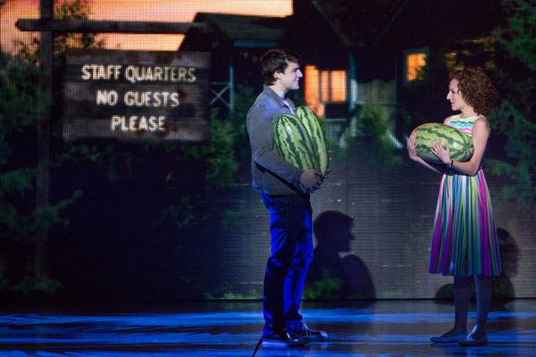 Doug Carpenter and Rachel Boone