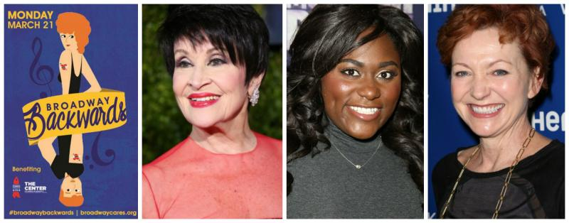 BROADWAY BACKWARDS Enlists Julie White to Host 2016 Edition; Chita Rivera, Danielle Brooks & More Join Lineup!