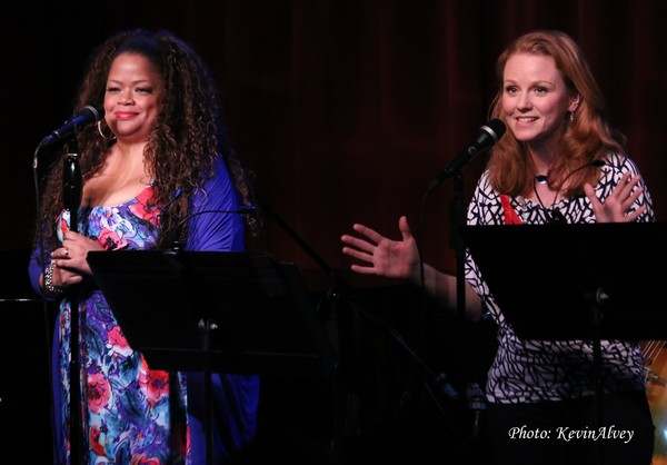 Photo Flash: Bill Russell's ELEGIES FOR ANGELS, PUNKS AND RAGING QUEENS BC/EFA Benefit Plays Birdland