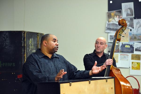 Tyrone Jackson and Scott Glaazer