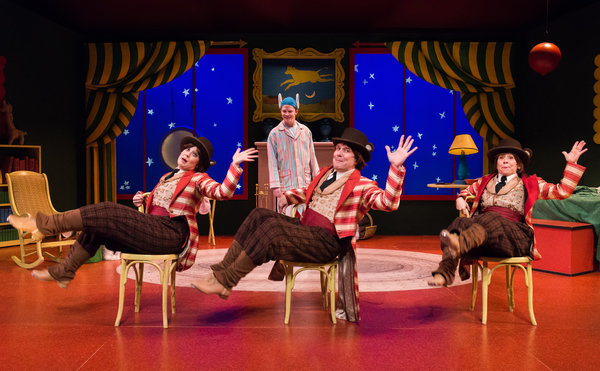 Photo Flash: First Look at GOODNIGHT MOON at Young People's Theatre