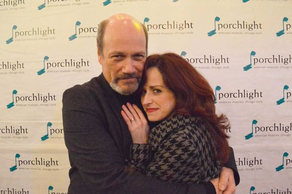 Photo Flash: Porchlight Revisits... APPLAUSE Celebrates Opening Night