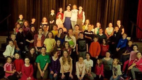 Photo Flash: Kidz Konnection Celebrates 10th Year with MARY POPPINS