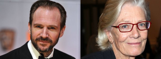 Ralph Fiennes and Vanessa Redgrave to Play Family in RICHARD III at the Almeida