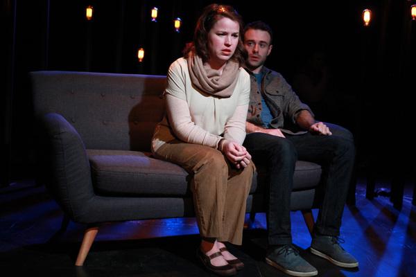 Kirstin Franklin and Dan Wilson Photo