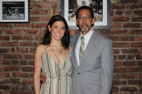 Zoe Winters and Peter Jay Ferdandez