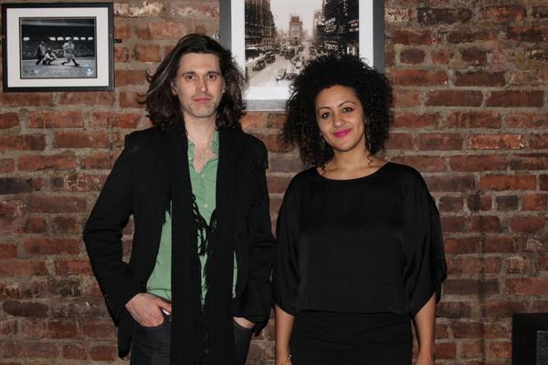 Lucas Hnath and Lileana Blain-Cruz