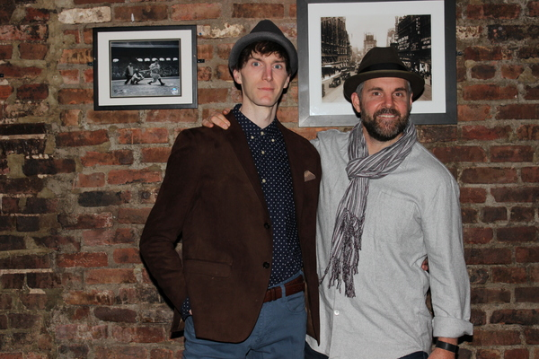 Alex Breaux and Lucas Caleb Rooney Photo
