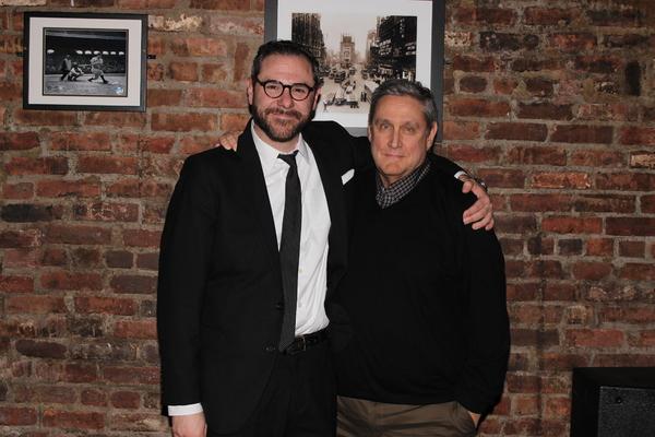 Jeremy Blocker and Jim Nicola