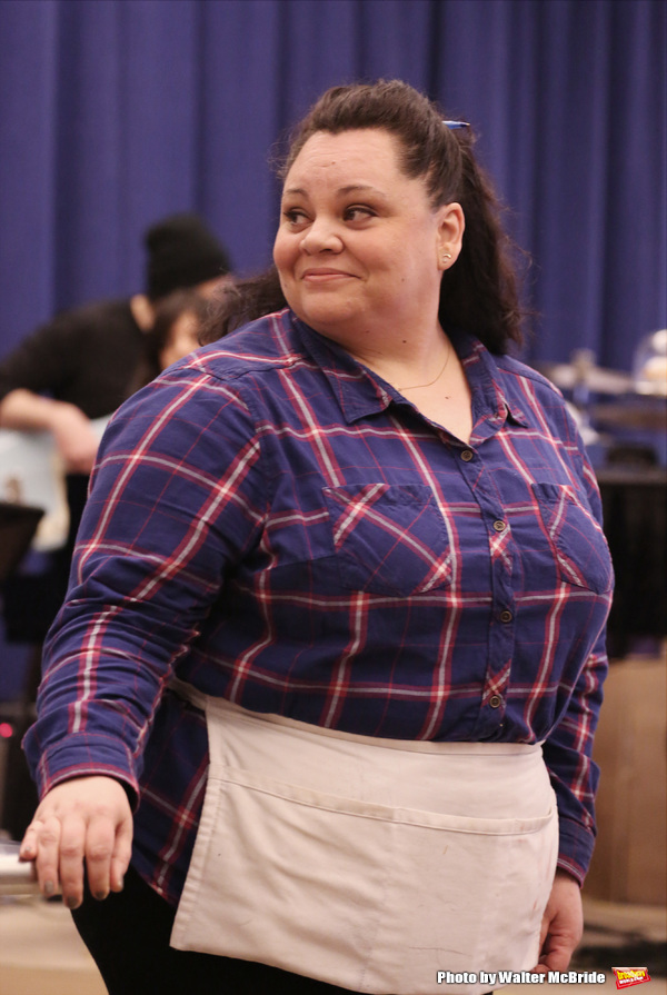 Photo Coverage: What's Inside? Find Out in Rehearsal for ...