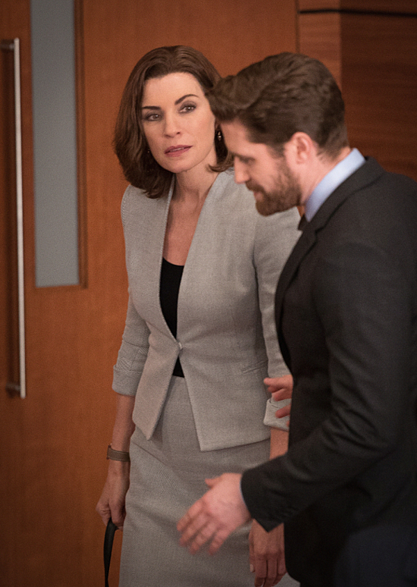 Julianna Margulies, Matthew Morrison