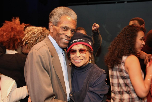 Andre de Shields and Micki Grant