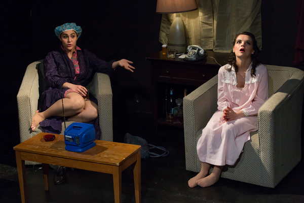 Photo Flash: First Look at ReGroup Theatre's Premiere of William Inge's Final One Acts