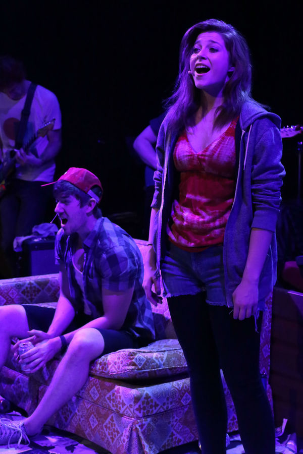 Photo Flash: First Look at New Line Theatre's AMERICAN IDIOT
