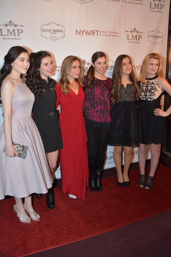 Lilla Crawford, Eden Wright, Marlee Roberts, Gabriella Scerbo, Karlee Roberts and Charlie Swan