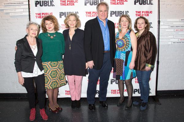 Roberta Maxwell, Amy Warren, Meg Gibson, Jay O. Sanders, Lynn Hawley, Maryann Plunkett