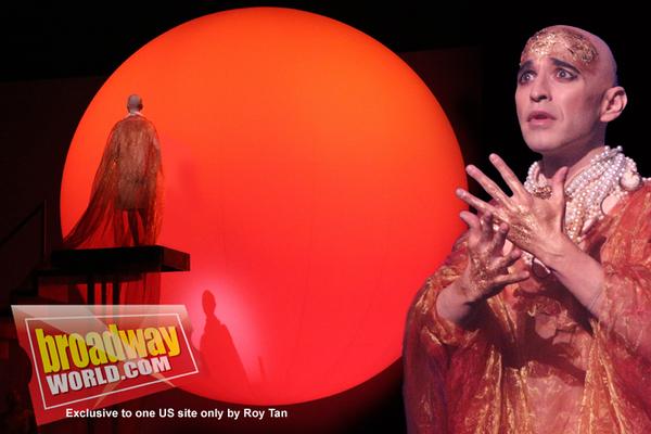 Photo Coverage: AKHNATEN At English National Opera