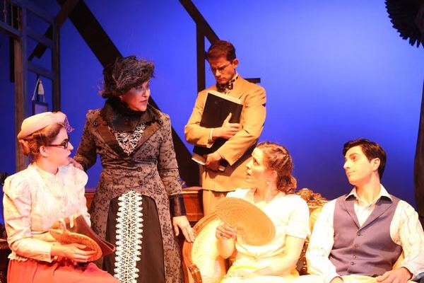 Photo Flash: First Look at Actors Co-Op's SUMMER AND SMOKE, Now Playing!