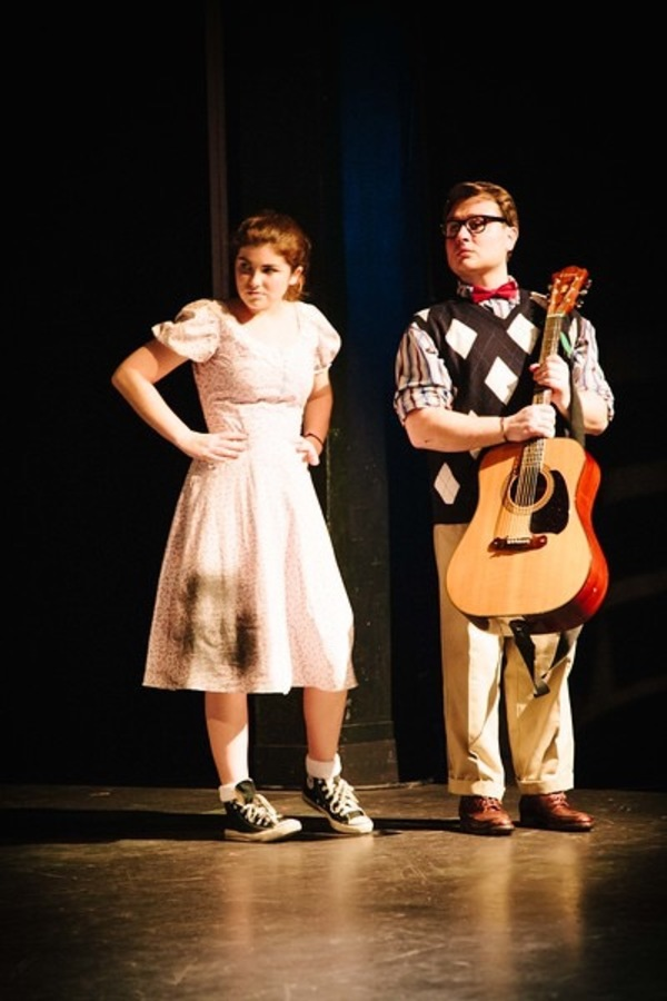 all shook up musical original cast Sally's first two broadway forays were in wally's café with rita moreno and jimmy all shook up (chad), guys and dolls (sky masterson), smokey joe's cafe.