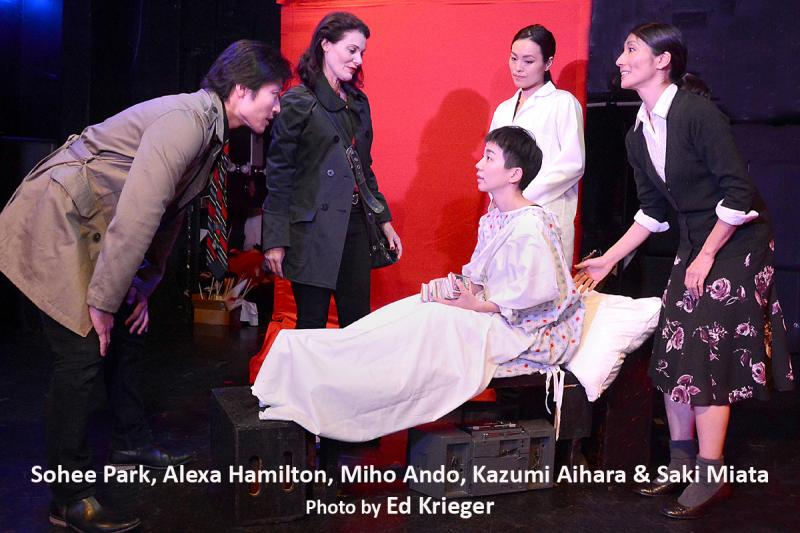 BWW Review: A Solid Production of BLOOD Fully Succeeds in Making You See Red!
