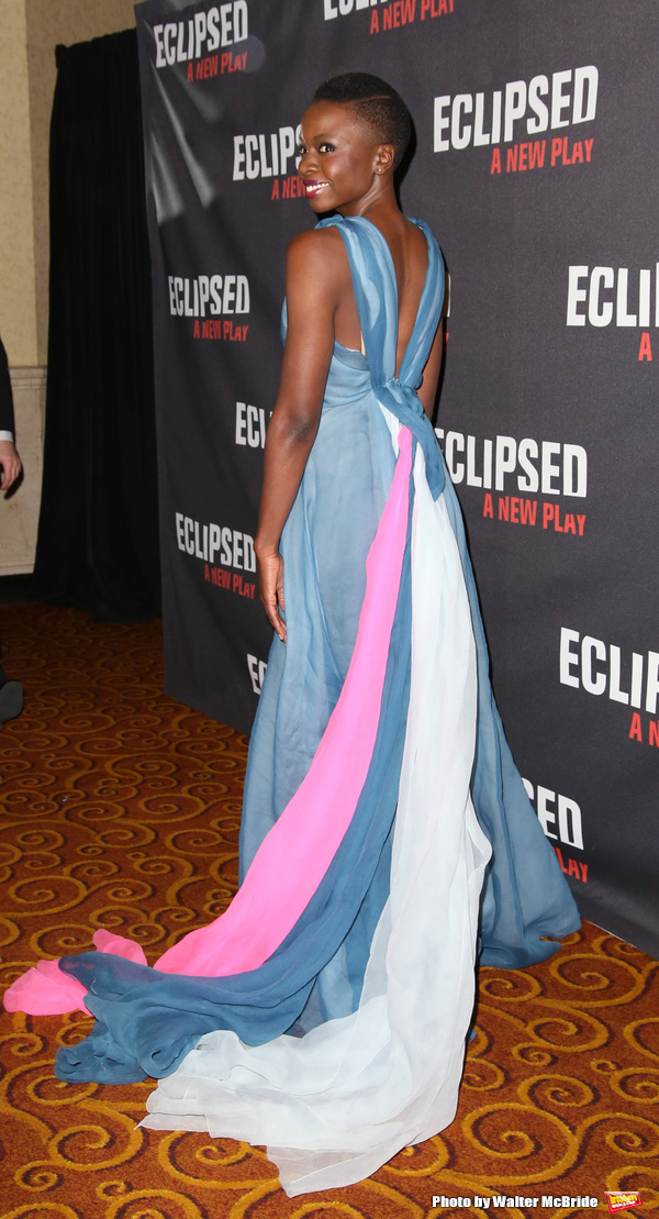 Photo Coverage: Lupita Nyong'o, Danai Gurira & More Celebrate Opening Night of ECLIPSED!