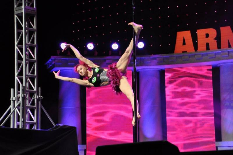 BWW Review: THE ARNOLD SPORTS FESTIVAL Transforms Columbus Into A Four Day Fitness Fiesta